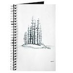 Forest Island Sketch Journal