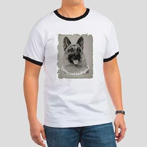 German Shepherd Ringer T
