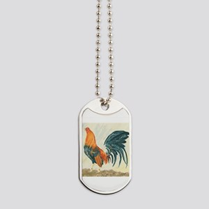 Something to Crow About Dog Tags