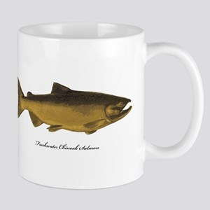 Chinook King Salmon Mug