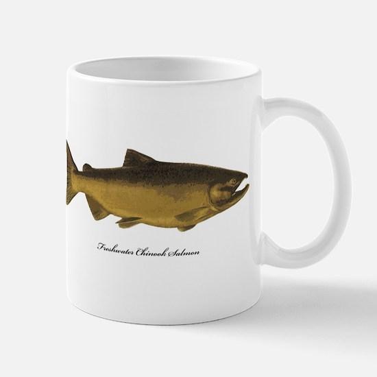 Chinook King Salmon Mug