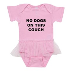 Dog T-Shirts & Gifts Baby Tutu Bodysuit