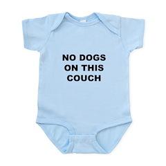 Dog T-Shirts & Gifts Baby Light Bodysuit