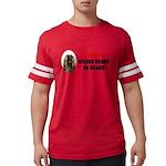Afghan Hound Mens Football Shirt