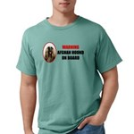 Afghan Hound Mens Comfort Colors® Shirt