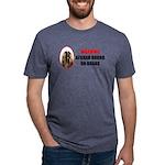 Afghan Hound Mens Tri-blend T-Shirt