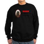 Afghan Hound Sweatshirt (dark)