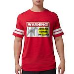 Airedale Terrier Mens Football Shirt