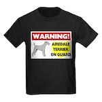 Airedale Terrier Kids Dark T-Shirt