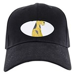 airedale-terrier Black Cap with Patch