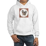 Alaskan Malamute Gifts Hooded Sweatshirt