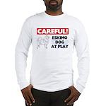 American Eskimo Dog Gifts Long Sleeve T-Shirt