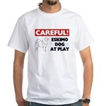 American Eskimo Dog Gifts Men's Classic T-Shir
