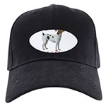 Nice American Foxhound Black Cap with Patch