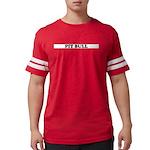 American Pit Bull Terrier Mens Football Shirt