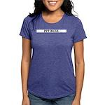 American Pit Bull Terrier Womens Tri-blend T-Shirt