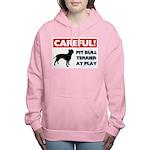 American Pit Bull Terrier Women's Hooded Sweat