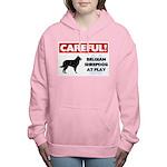 Belgian Sheepdog Gifts Women's Hooded Sweatshi