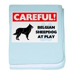 Belgian Sheepdog Gifts baby blanket