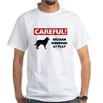 Belgian Sheepdog Gifts Men's Classic T-Shirts