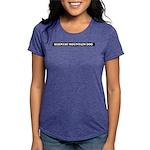 Bernese Mountain Dog Gifts Womens Tri-blend T-Shir