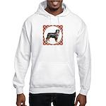 Bernese Mountain Dog Gifts Hooded Sweatshirt