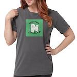 Bichon Frise Womens Comfort Colors® Shirt