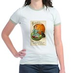 Witches Abound Jr. Ringer T-Shirt