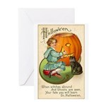 Witches Abound Greeting Card