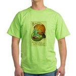 Witches Abound Green T-Shirt