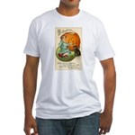 Witches Abound Fitted T-Shirt