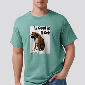 Good Boxer Dog Mens Comfort Colors® Shirt