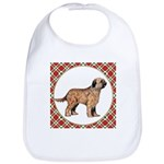 Briard Dog Gifts Cotton Baby Bib