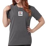 Bull Terrier Womens Comfort Colors® Shirt