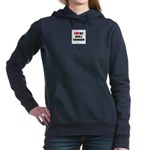 Bull Terrier Women's Hooded Sweatshirt