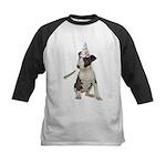 Bull Terrier Kids Baseball Tee