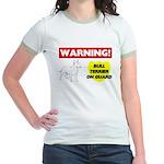 Bull Terrier Jr. Ringer T-Shirt