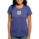 Cairn Terrier Gifts Womens Tri-blend T-Shirt