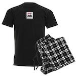 Cairn Terrier Gifts Men's Dark Pajamas