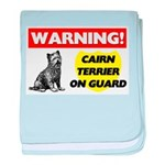 Cairn Terrier Gifts baby blanket