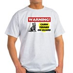 Cairn Terrier Gifts Light T-Shirt