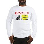 Cairn Terrier Gifts Long Sleeve T-Shirt