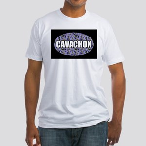 Cavachon Gifts Fitted T-Shirt