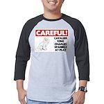 Cavalier King Charles Spaniel Mens Baseball Tee