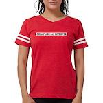 Chesapeake Bay Retriever Gift Womens Football Shir