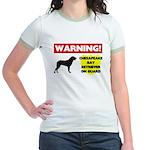 Chesapeake Bay Retriever Gift Jr. Ringer T-Shirt