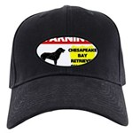Chesapeake Bay Retriever Gift Black Cap with Patch