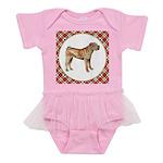Chinese Shar-Pei Gifts Baby Tutu Bodysuit