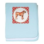Chinese Shar-Pei Gifts baby blanket
