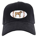 Chinese Shar-Pei Gifts Black Cap with Patch